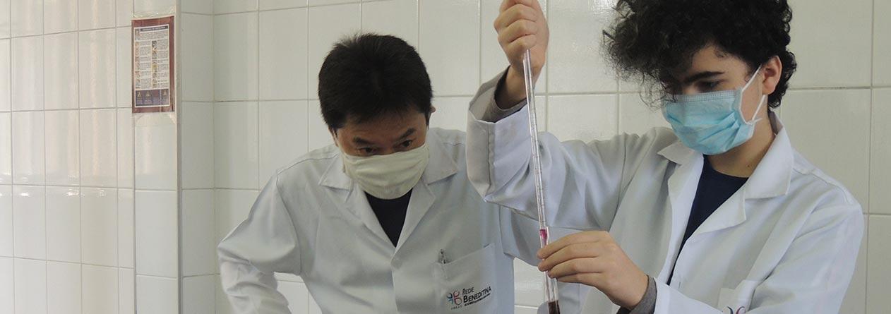Melhor escola de Ensino Médio de Osasco